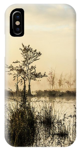 Pinelands - Mullica River IPhone Case