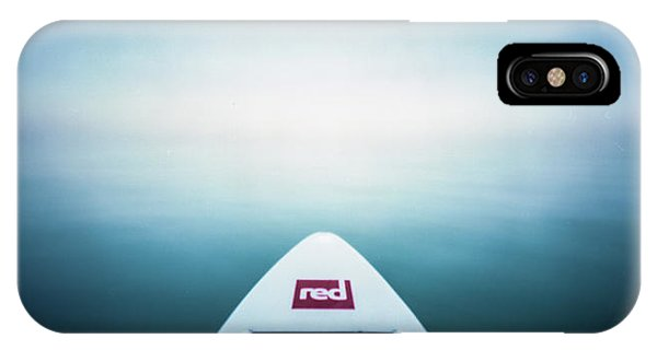 IPhone Case featuring the photograph Pinhole Sup - Into The Unknown  by Will Gudgeon