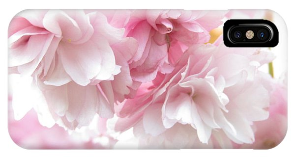 Pink April IPhone Case