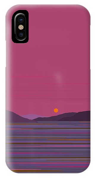 Pink Dawn IPhone Case