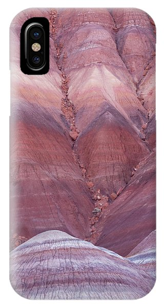 Pink Hills IPhone Case