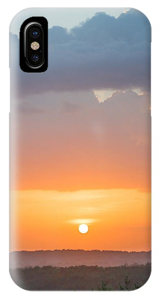 Pink Hues IPhone Case