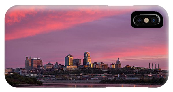 Pink Kc II IPhone Case