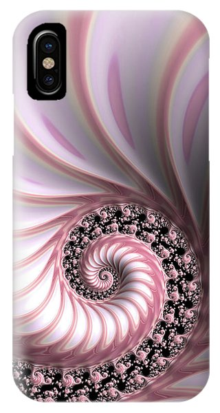 iPhone Case - Pink Lady by Amanda Moore