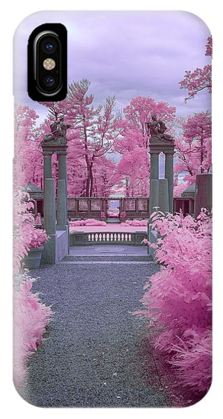 Analogous Color iPhone Case - Pink Path To Paradise by Brian Hale