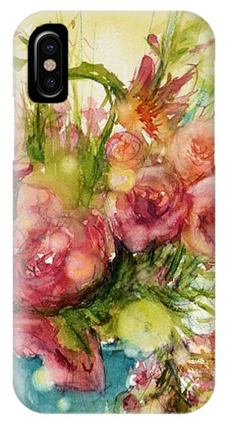 Pink Profusion IPhone Case