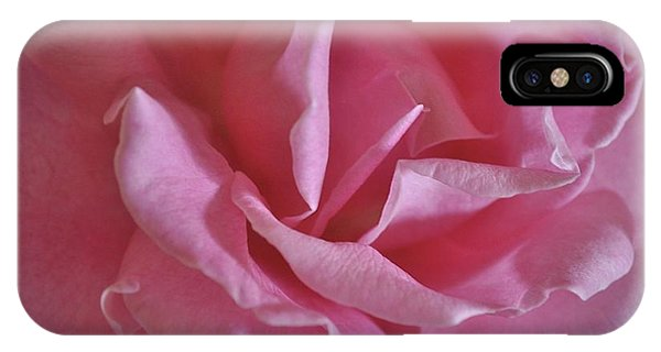 Pink Rose IPhone Case