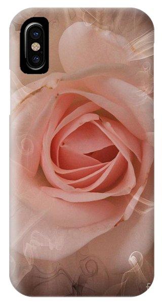 Pink Smokey IPhone Case