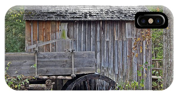 Pioneer Water Mill IPhone Case