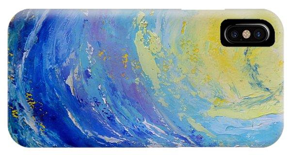Pipeline IPhone Case