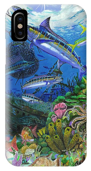 iPhone Case - Pirates Reef by Carey Chen