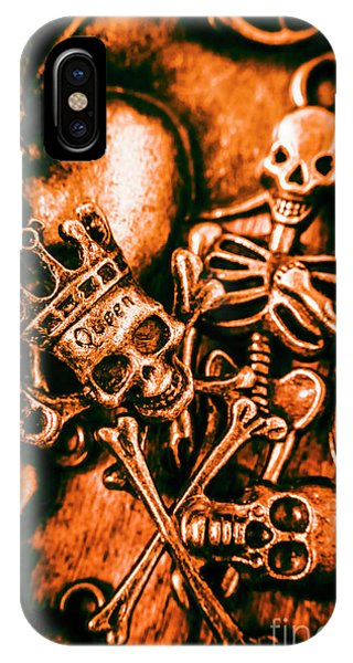 Jewelery iPhone Case - Pirates Treasure Box by Jorgo Photography - Wall Art Gallery