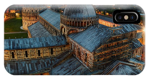 Pisa Cathedral IPhone Case