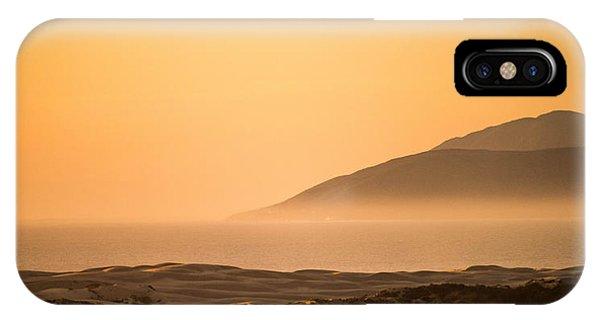 Pismo Sunrise IPhone Case