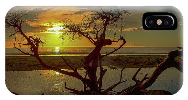 Pismo Sunset IPhone Case