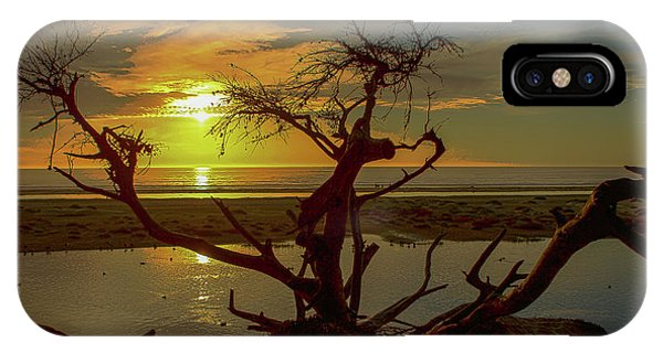 Pismo Sunset IPhone Case