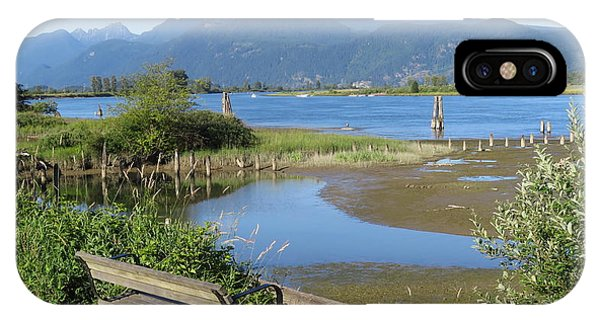 Pitt River IPhone Case