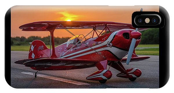 Pitts Sunset IPhone Case