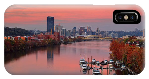 Pittsburgh 31st Street Bridge  IPhone Case