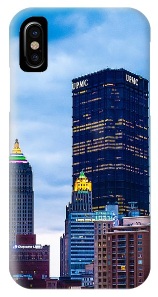Pittsburgh - 7012 IPhone Case