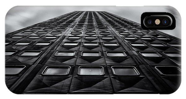 Pittsburgh Architecture 5bw IPhone Case
