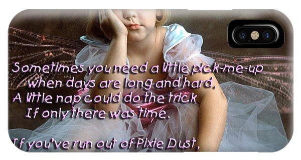 Pixie Dust IPhone Case
