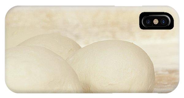 Pizza Dough At Rest IPhone Case