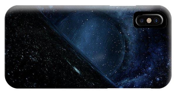 Planetary Soul Chronos IPhone Case