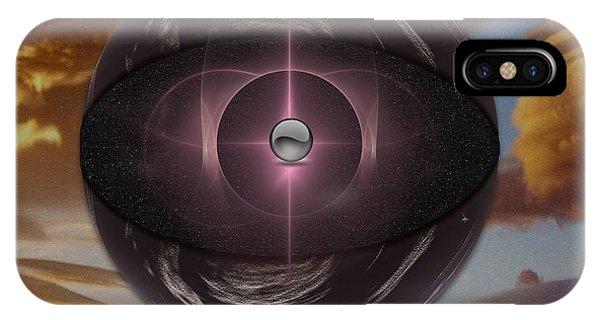 Planetoid IPhone Case