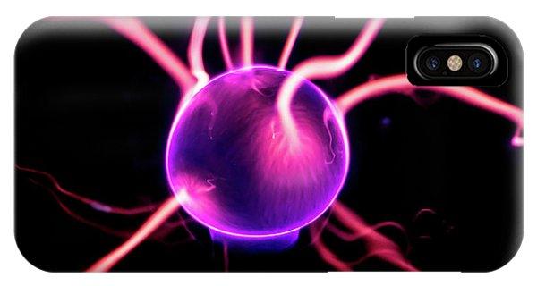 Plasma Blast IPhone Case