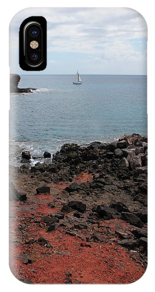 Canary iPhone Case - Playa Blanca - Lanzarote by Cambion Art