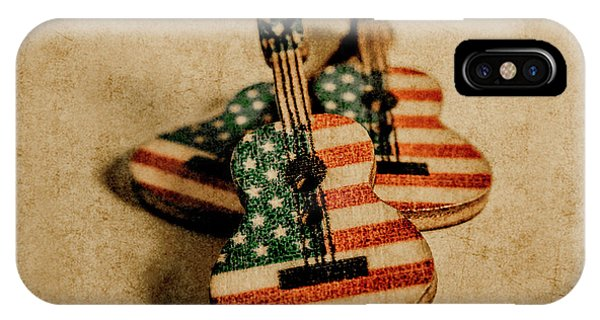 Americana iPhone Case - Played In America by Jorgo Photography - Wall Art Gallery
