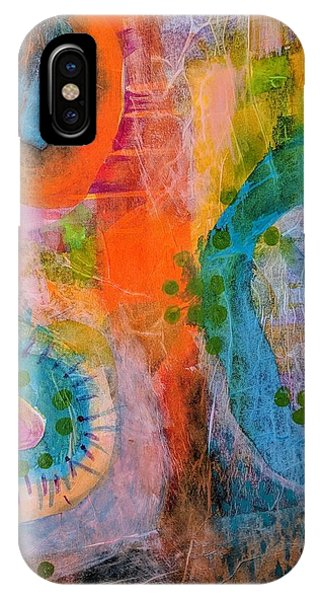Playground In The Sea II IPhone Case