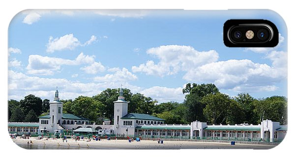 Playland Beach Boardwalk IPhone Case