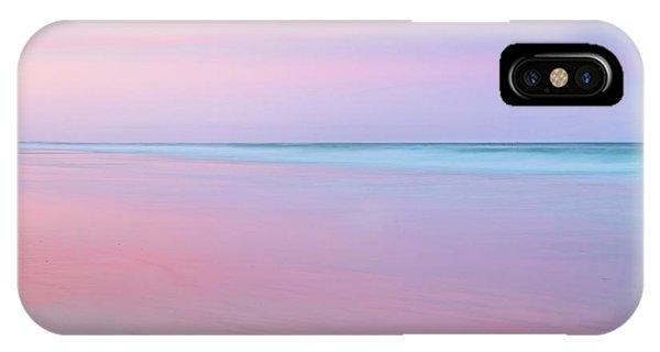 Tidal Waves iPhone Case - Pleasant Horizons by Az Jackson