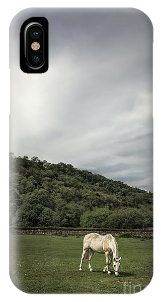 Moor iPhone Case - Pleasant Valley Sunday by Evelina Kremsdorf