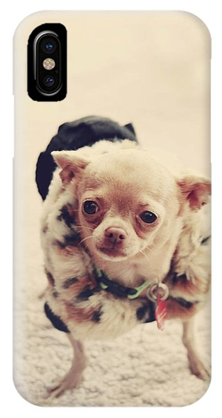 Chihuahua iPhone Case - Please Meet Zoe by Laurie Search
