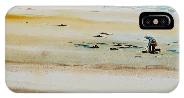 Pleasant Bay Clammer IPhone Case
