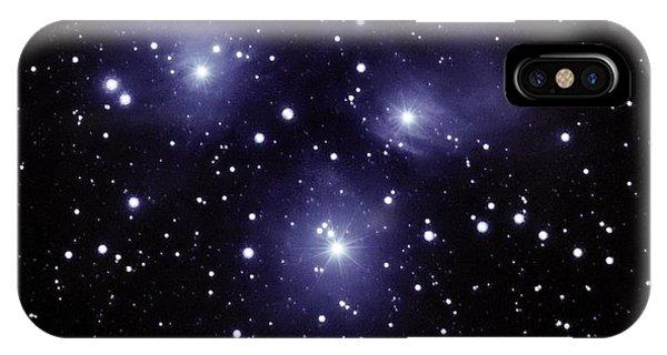 M45 Pleiades IPhone Case