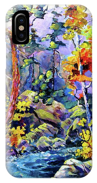 Plein Air Ashnola IPhone Case