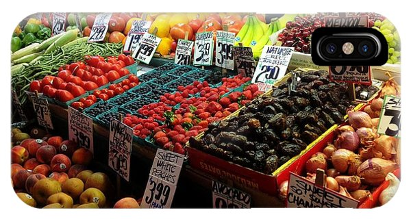Plethora Of Fruit IPhone Case
