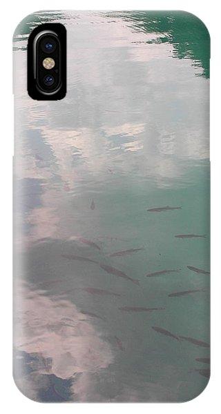 Plitvicelake IPhone Case