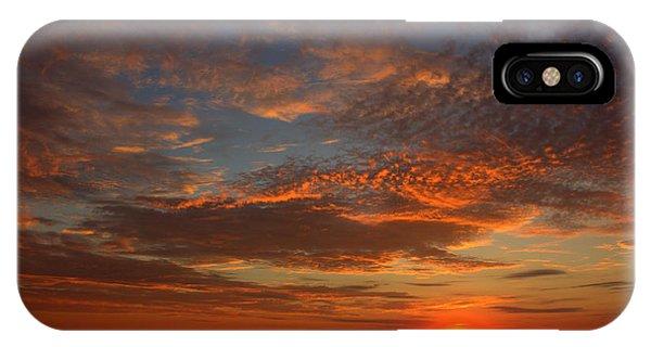 Plum Island Sunrise IPhone Case
