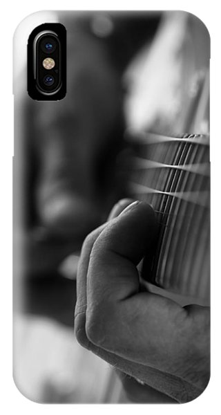 Poetry Of Sound IPhone Case