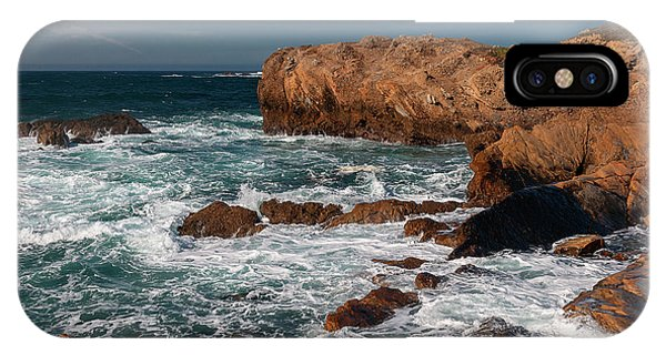 Point Lobos 1 IPhone Case