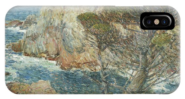 Point Lobos, Carmel, 1914 IPhone Case