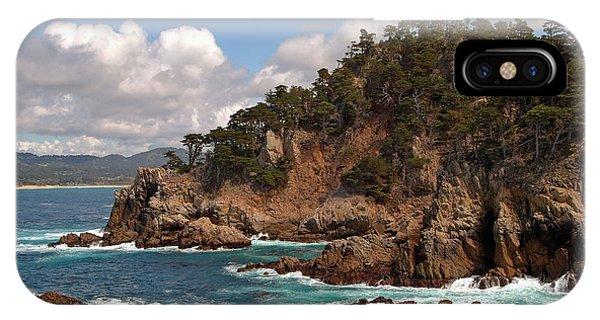 Point Lobos IPhone Case