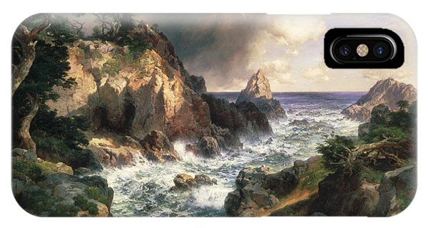 Point Lobos Monterey California IPhone Case