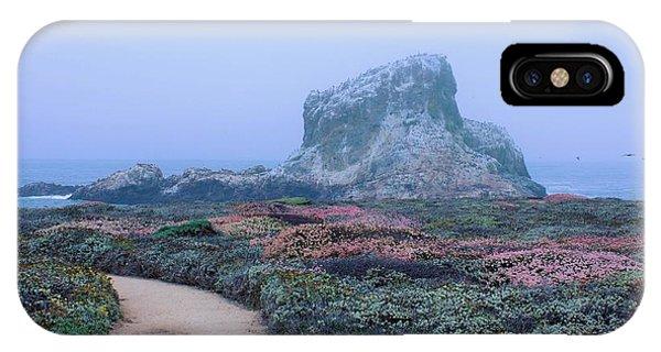 Point Piedras Blancas IPhone Case
