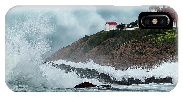 Point San Luis Lighthouse IPhone Case